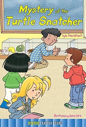 Mystery of the Turtle Snatcher: Steinkraus, Kyla