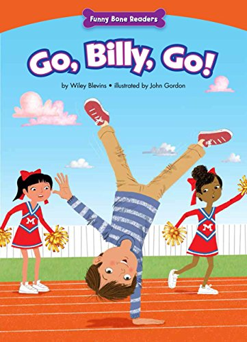 Go, Billy, Go!: Being Yourself (Funny Bone Readers: Dealing with Bullies): Blevins, Wiley