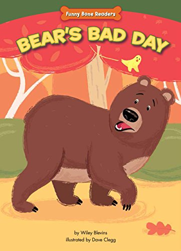 Bear's Bad Day: Bullies Can Change (Funny Bone Readers: Dealing with Bullies): Blevins, Wiley