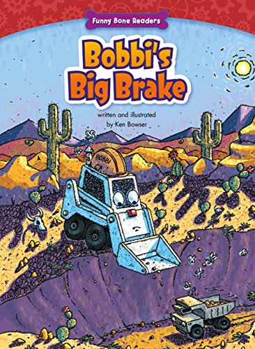 9781634400633: Bobbi's Big Brake (Funny Bone Readers: Truck Pals on the Job)