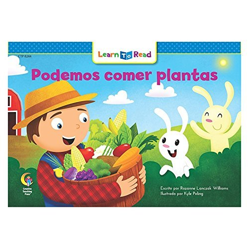 9781634456470: Podemos Comer Plantas =We Can Eat the Plants (English and Spanish Edition)