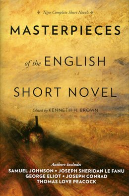 masterpieces of the english short novel (nine complete short novels)