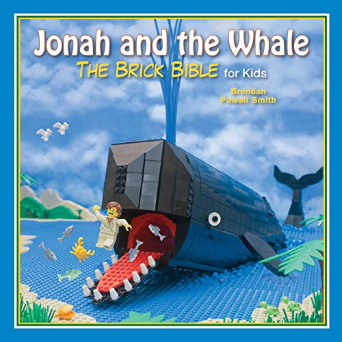 9781634500555: Jonah and the Whale: The Brick Bible for Kids