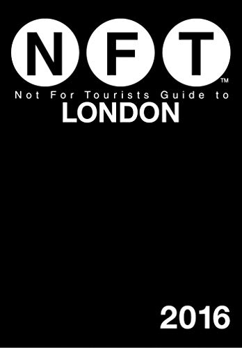 9781634501422: Not For Tourists Guide to London 2016