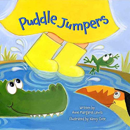 Puddle Jumpers: Lewis, Anne Margaret