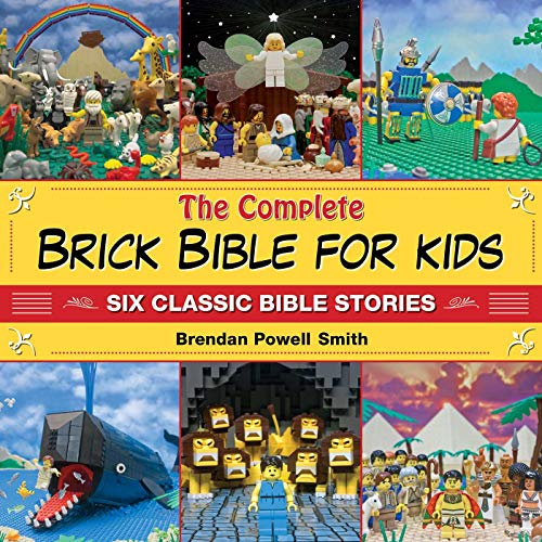 The Brick Bible for Kids Box Set: The Complete Set: Smith, Brendan Powell