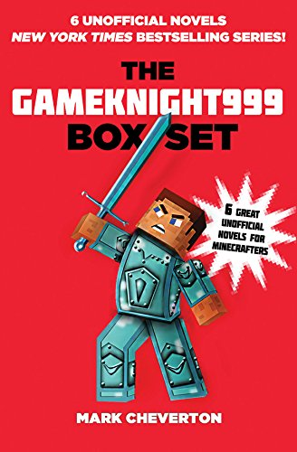The Gameknight999 Box Set: Six Unofficial Minecrafterï¿1⁄2s Adventures!