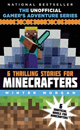 9781634502122: The Unofficial Gamer's Adventure Series Box Set: Six Thrilling Stories for Minecrafters