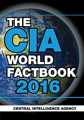 9781634503280: The CIA World Factbook 2016
