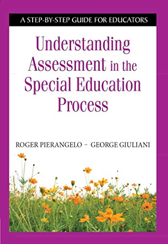 9781634503549: Understanding Assessment in the Special Education Process: A Step-by-Step Guide for Educators