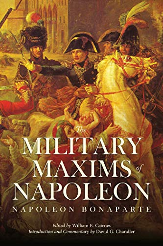 9781634505239: The Military Maxims of Napoleon