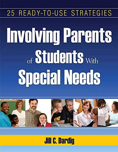 9781634507806: Involving Parents of Students with Special needs: 25 Ready-to-Use Strategies