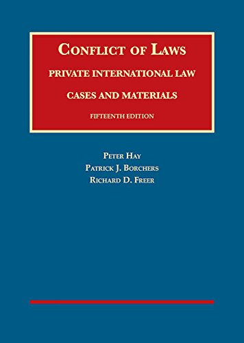 international law cases and materials pdf