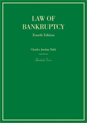 9781634599276: Law of Bankruptcy (Hornbooks)