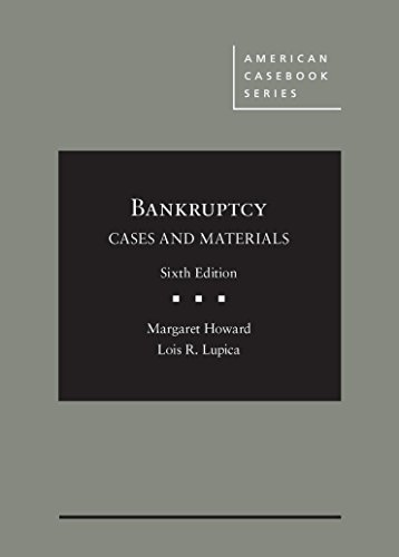 9781634602525: Bankruptcy: Cases and Materials (American Casebook Series)