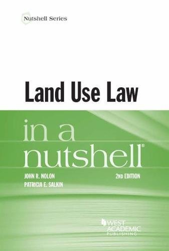 9781634603010: Land Use in a Nutshell (Nutshells)