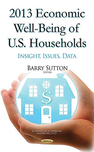 9781634631181: 2013 Economic Well-Being of U.S. Households: Insight, Issues, Data (Economic Issues, Problems and Perspectives)