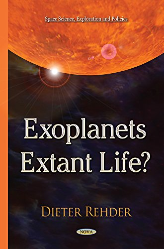 Exoplanets - Extant Life? (Space Science Exploration and Policies) (Hardcover)