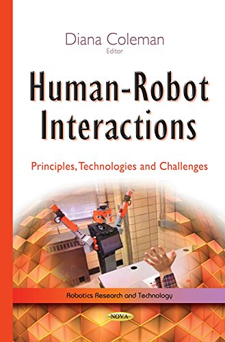 9781634637350: Human-Robot Interactions: Principles, Technologies and Challenges