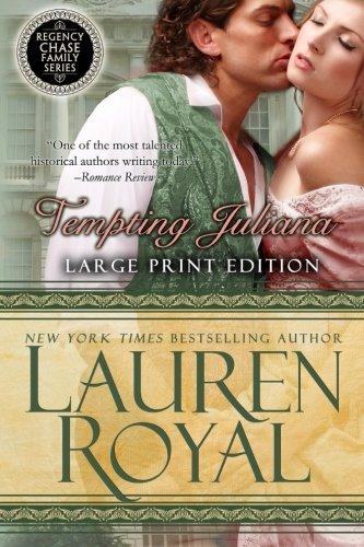 9781634690270: Tempting Juliana (Chase Regency Family Series) (Volume 2)