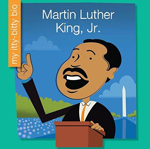 9781634705974: Martin Luther King, Jr. (My Itty-Bitty Bio)