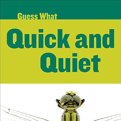 Quick and Quiet: Dragonfly (Guess What): Felicia Macheske
