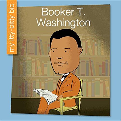 Booker T. Washington (Library Binding): Emma E. Haldy
