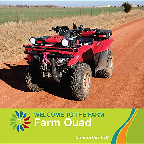 9781634712385: Farm Quad (21st Century Basic Skills Library, Level 1: Welcome to the Farm)