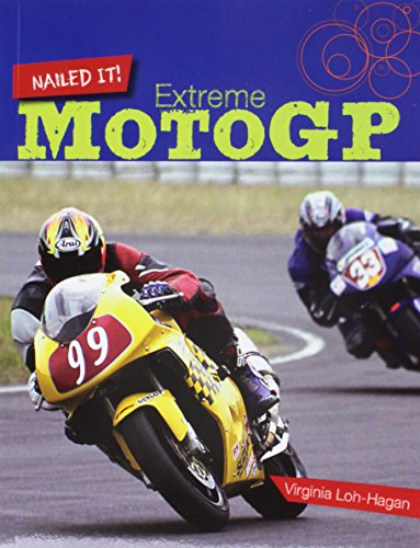 Extreme MotoGP (Nailed It!): Virginia Loh-Hagan