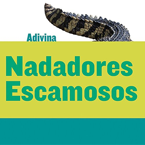 Nadadores Escamosos (Scaly Swimmers): Cocodrilo (Crocodile) (Library Binding): Kelly Calhoun
