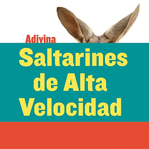 9781634714655: Saltarines de Alta Velocidad (High-Speed Hoppers): Canguro (Kangaroo) (Adivina (Guess What)) (Spanish Edition)