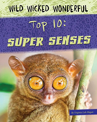9781634721417: Top 10: Super Senses (Wild Wicked Wonderful)