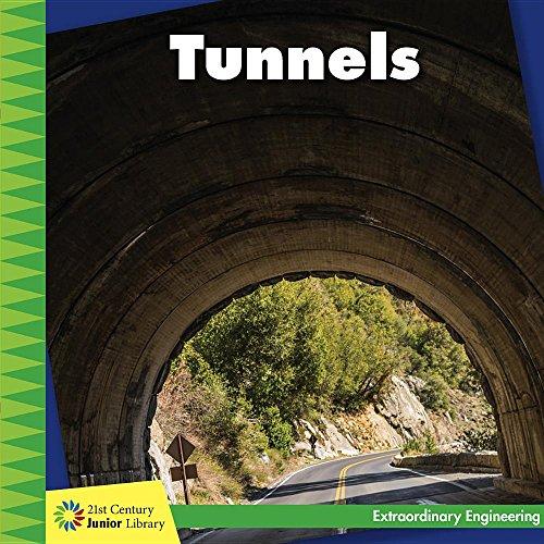 9781634721677: Tunnels (21st Century Junior Library: Extraordinary Engineering)