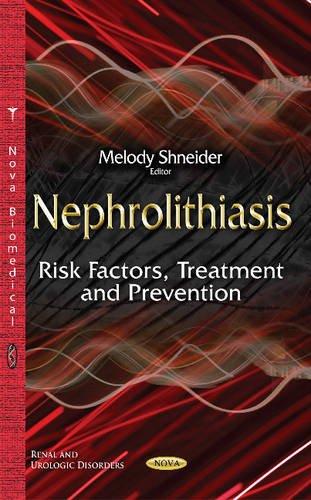 9781634821346: Nephrolithiasis: Risk Factors, Treatment and Prevention