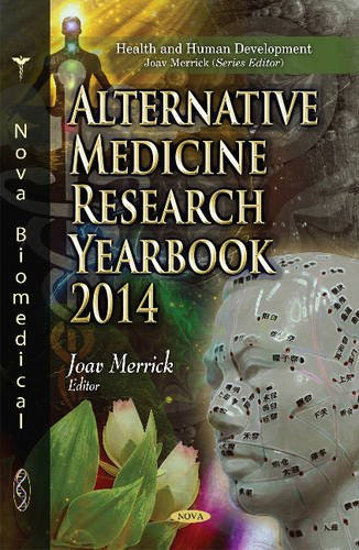 9781634821612: Alternative Medicine Research Yearbook 2014 (Health and Human Development)