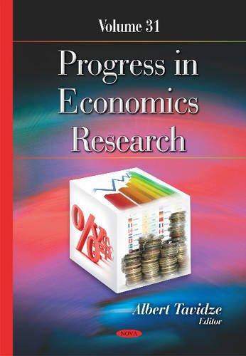 Progress in Economics Research: Volume 31
