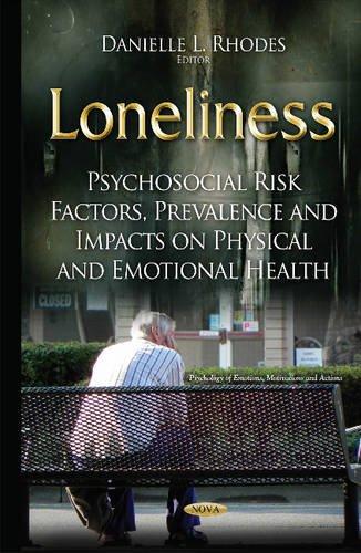 Loneliness (Psychology of Emotions Motivat): Rhodes, Danielle L