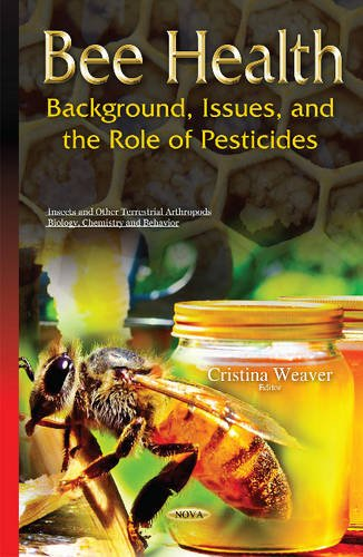 Bee Health (Insects and Other Terrestrial Arthropods: Biology, Chemistry and Behavior) (Hardcover)