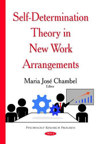 9781634827621: Self-Determination Theory in New Work Arrangements (Psychology Research Progress)