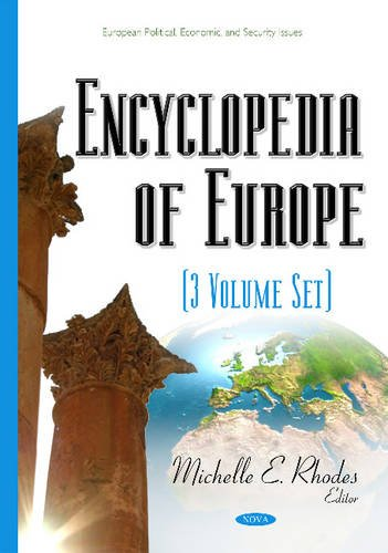 Encyclopedia of Europe (Hardback): Michelle E Rhodes