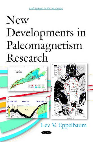 9781634831291: New Developments in Paleomagnetism Research (Earth Sciences in the 21st Century)