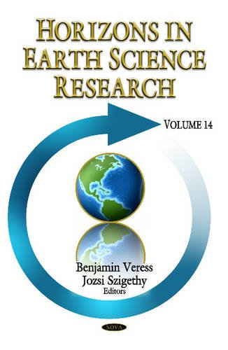Horizons in Earth Science Research: Volume 14 (Hardback)