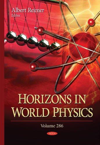 9781634833868: Horizons in World Physics
