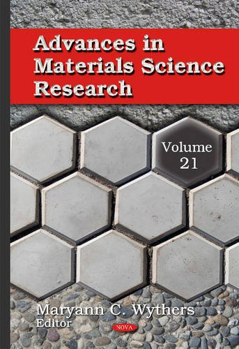 Advances in Materials Science Research: 21 (Hardcover)
