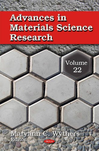 9781634837590: Advances in Materials Science Research