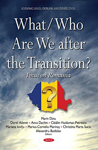 What/Who Are We After the Transition? (Economic Issues, Problems, and Perspectives) (Hardcover...