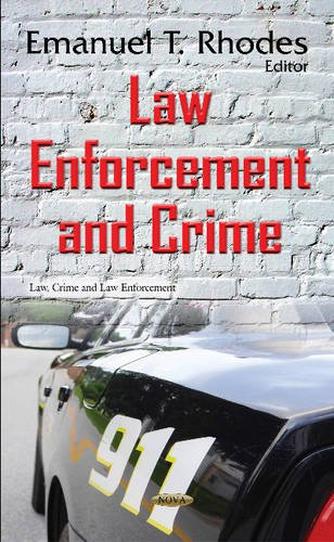 Law Enforcement & Crime (Law, Crime and Law Enforcement) (Hardcover)