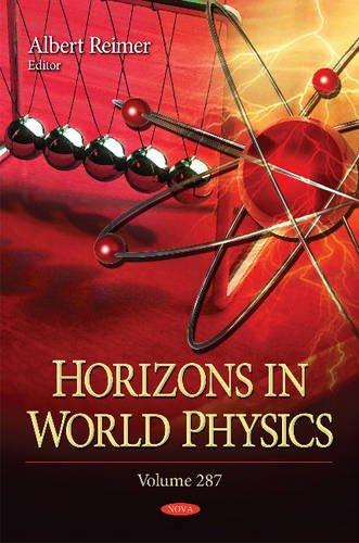 9781634841931: 287: Horizons in World Physics