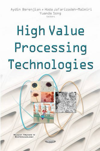 9781634844536: High Value Processing Technologies