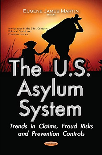 9781634854917: U.S. Asylum System (Immigration in the 21st Century: Political, Social and Economic Issues)